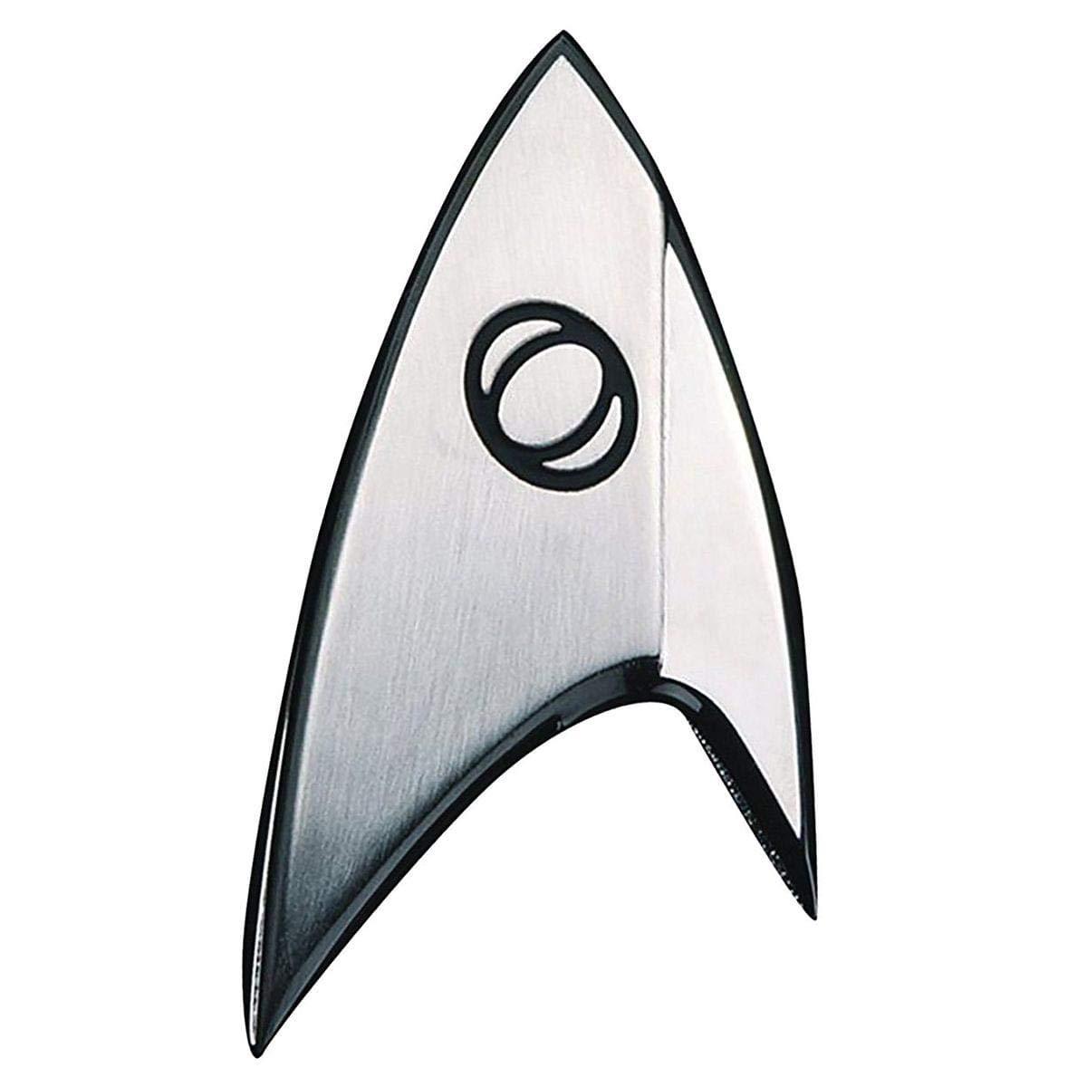 Star Trek Discovery Insignia Badge: Science Quantum Mechanix Abysse Corp_BIJQMX002