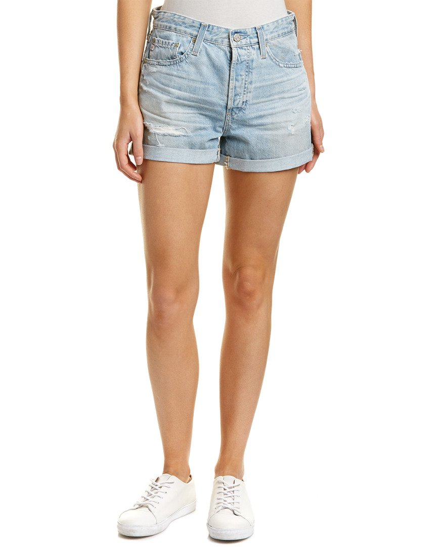 AG Adriano Goldschmied Women's The Alex Vintage Jean Short Raw Hem, Years Fearless, 27