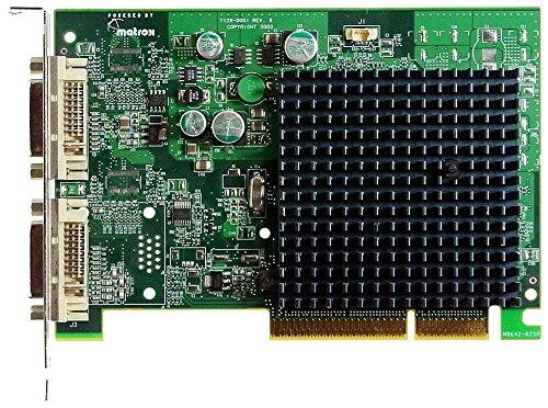 64MB Parhelia MGI P65-MDDA8X64DP Dual-DVi AGP-Grafikkarte ID14976