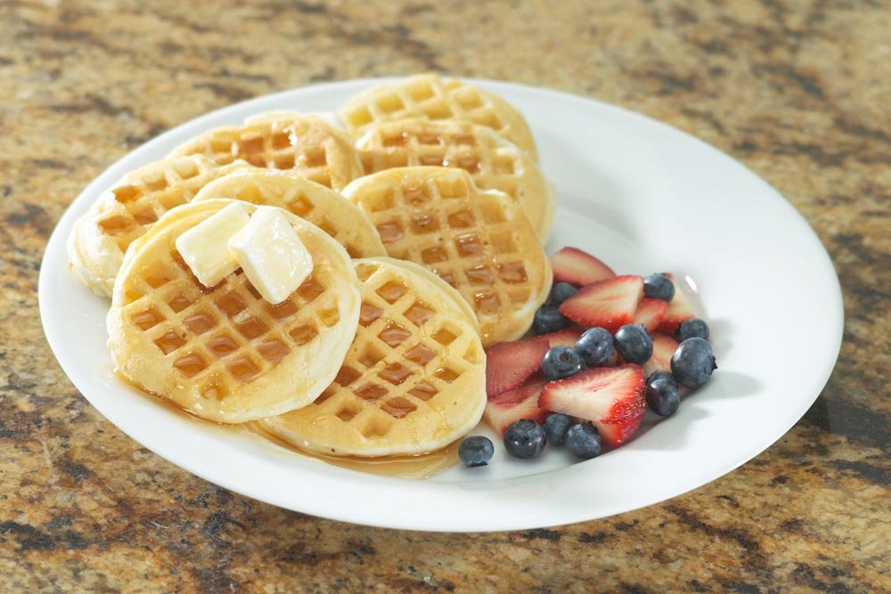Nordic Ware Silver Dollar Waffle Griddle