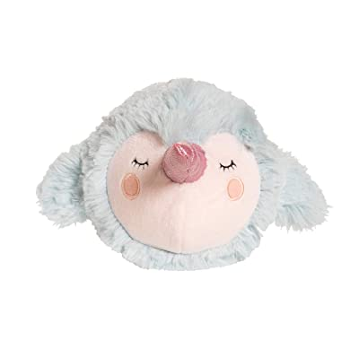 Manhattan Toy Squeezmeez Spike Narwhal Squeezable Stuffed Animal: Toys & Games