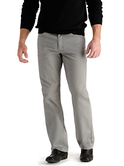9d3be61226c Image Unavailable. Image not available for. Color  LEE Men s Regular Fit  Straight Leg Jeans ...