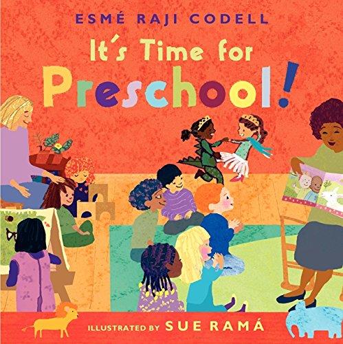 It's Time for Preschool! (Back To School Theme Ideas For Preschool)