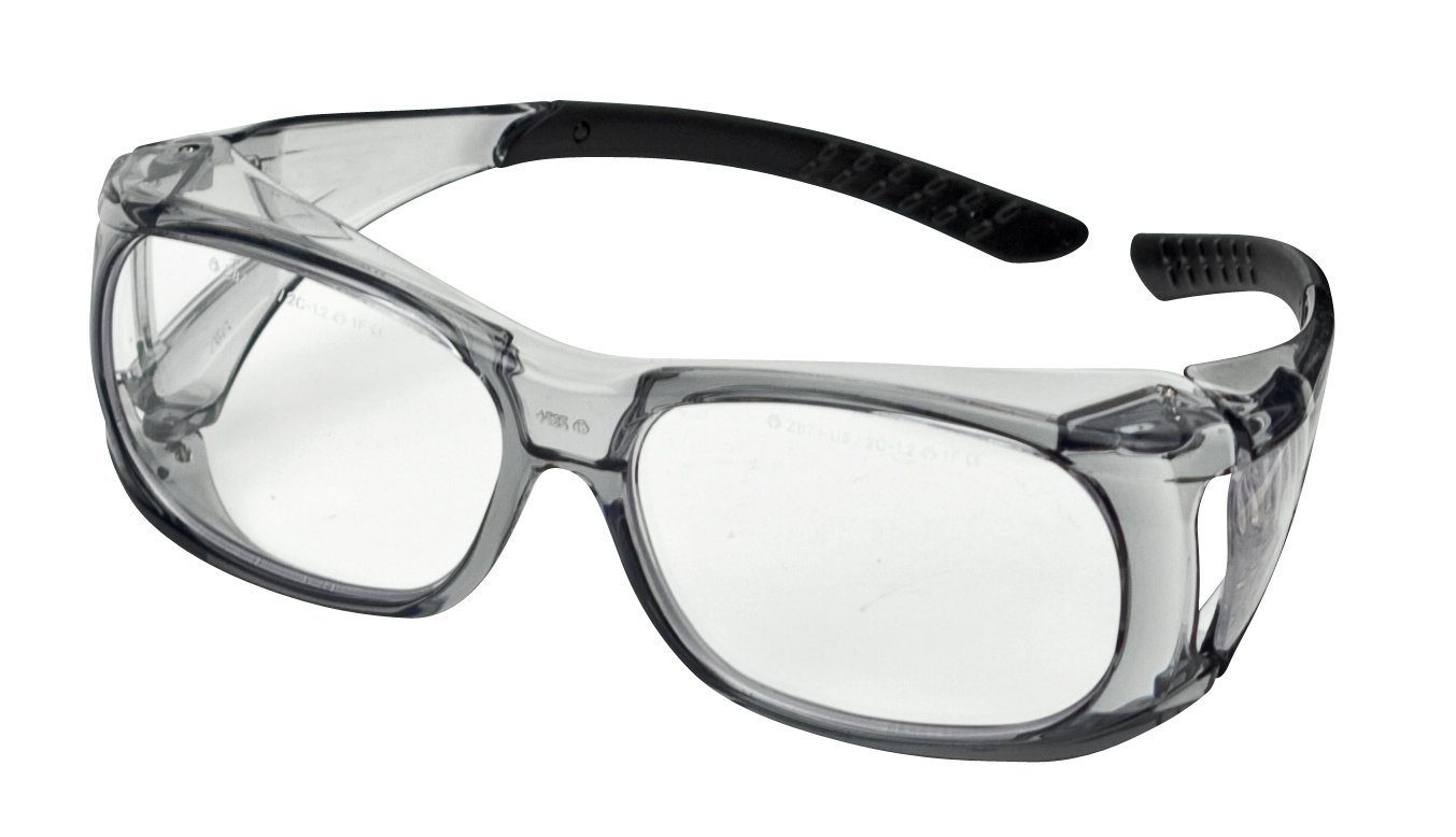 Champion Traps and Targets Over-Spec Ballistic Glasses (Clear) by Champion Traps and Targets