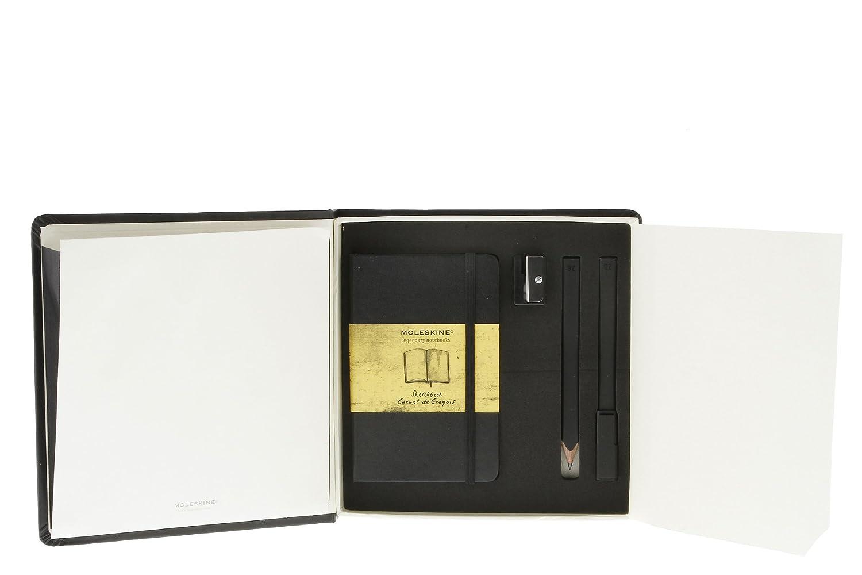 Amazon.com: Moleskine Caja de Regalo - Dibujo (7,5 x 7,75 ...