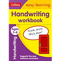 Handwriting Workbook Ages 7-9: Ideal for Home Learning