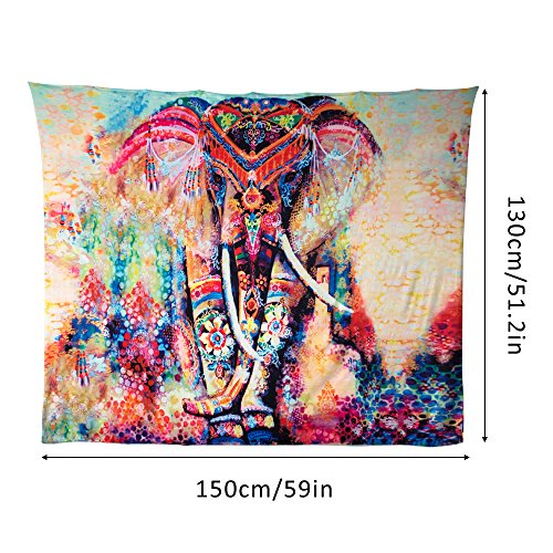 The 8 best tapestries elephant