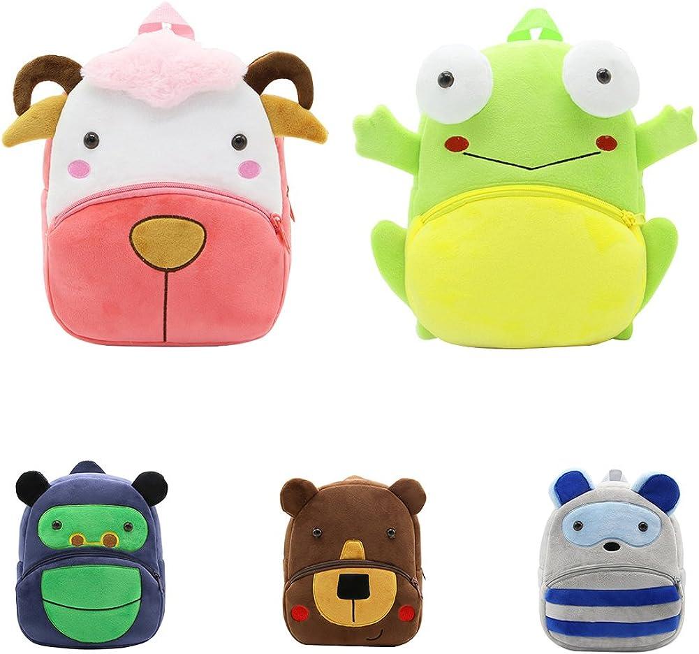 Dds5391 Fashionable Cute Cartoon Animal Kindergarten Child Kids Boys Girls Backpacks Schoolbags Unicorn #