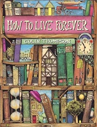 book cover of How To Live Forever