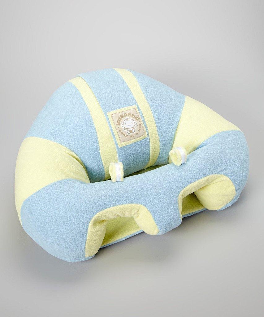 Hugaboo Infant Support Seat Fleece Cotton Candy, Pink/Aqua/Light Blue, 3-14 Months 855080004079