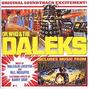 Dr. Who & the Daleks