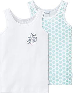 Schiesser Camiseta de Tirantes para Niñas (Pack de 2) 164892