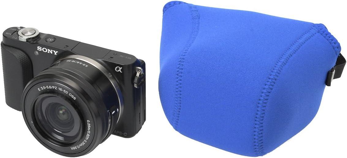 Matin M-10307 - Funda para Sony NEX (Neopreno, 18-55 mm), Color ...