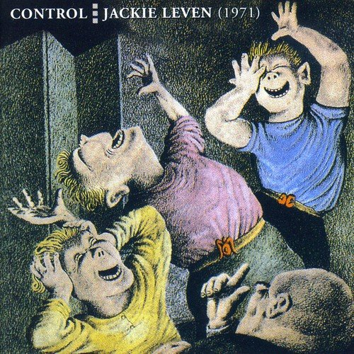 CD : Jackie Leven - Control (1971) (United Kingdom - Import)