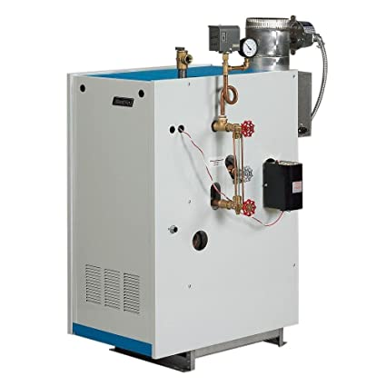 Amazon.com: Slant/Fin Natural Gas Steam Boiler 100,000 BTU Input ...