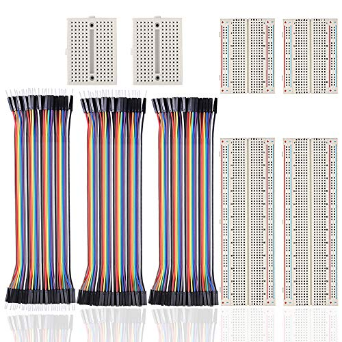 Breadboard Dupont Wires Kit