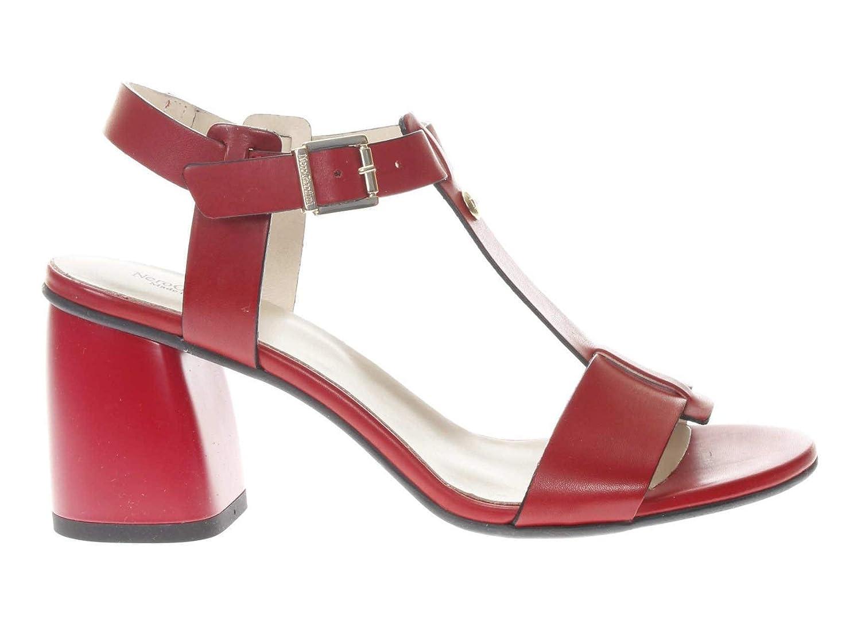 Rouge noir Giardini P908195D P908195D P908195D Sandales Femme 8b0
