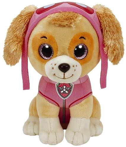 Amazon.com  TY Paw Patrol SKYE - cockapoo dog reg Plush  Toys   Games b4828a7c103