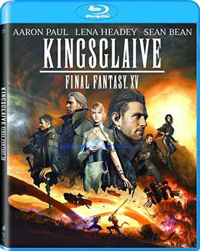 Kingsglaive: Final Fantasy XV [Blu-ray]