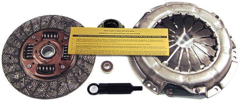 EXEDY Clutch Kit for 1988-1995 Toyota 4Runner 3.0L V6 Manual Transmission wt