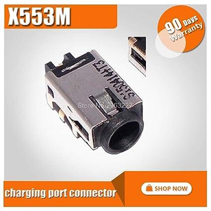 1a350f93e42e Amazon.com: ShineBear 5pcs/lot Laptop DC Power Jack Socket for ASUS ...