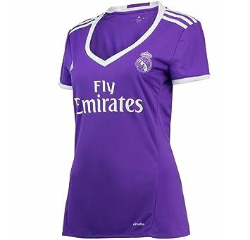 Camisetas para Mujer 20162017Real Madrid CF DIY nombre y número