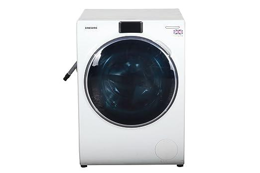 Samsung WW10H9600EW 10 kg 1600 rpm eco-Burbuja de lavadora ...
