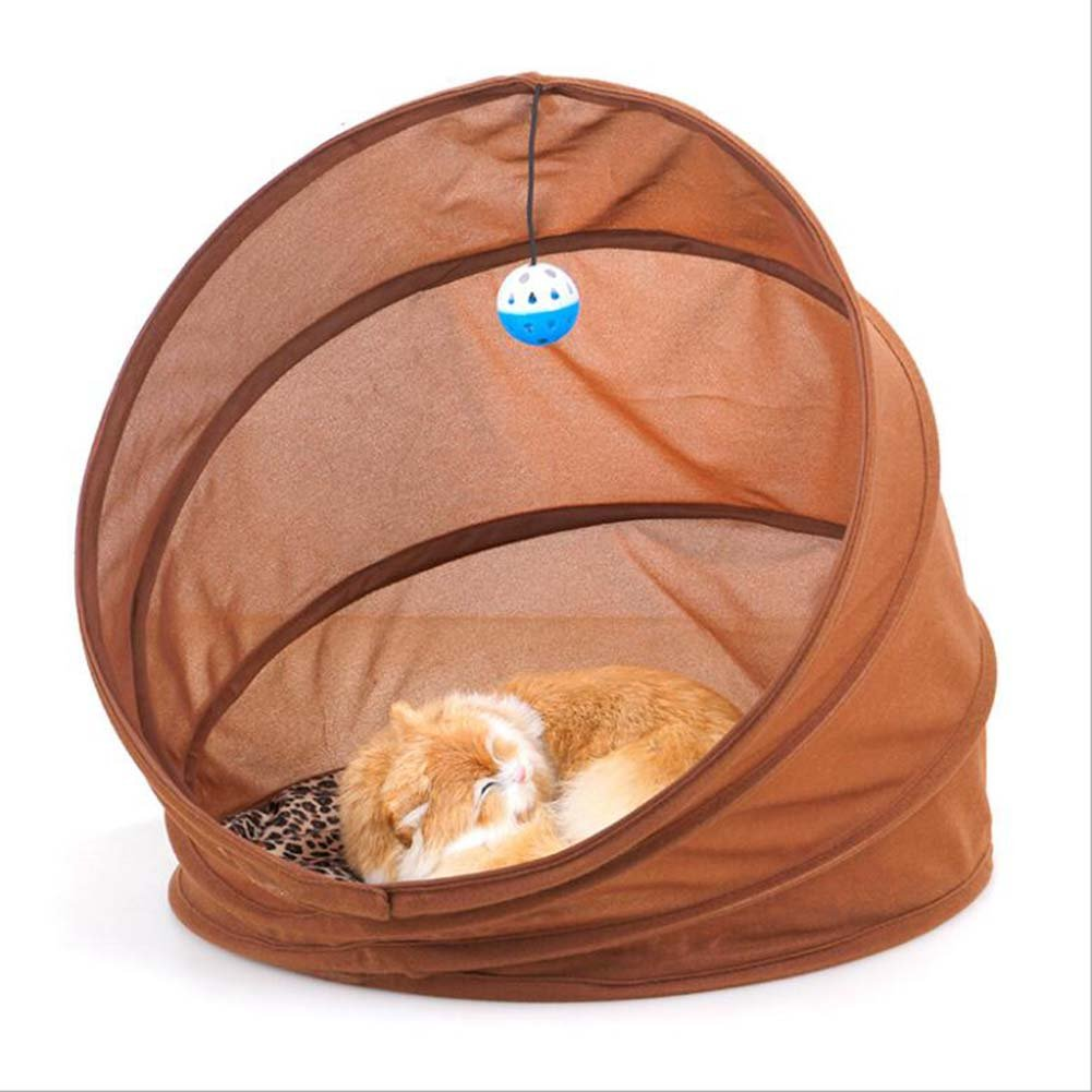 Collapsible Pet Tunnel Cat Litter Winter Multi-Purpose Cat Sofa Cat Channel Cat Toy