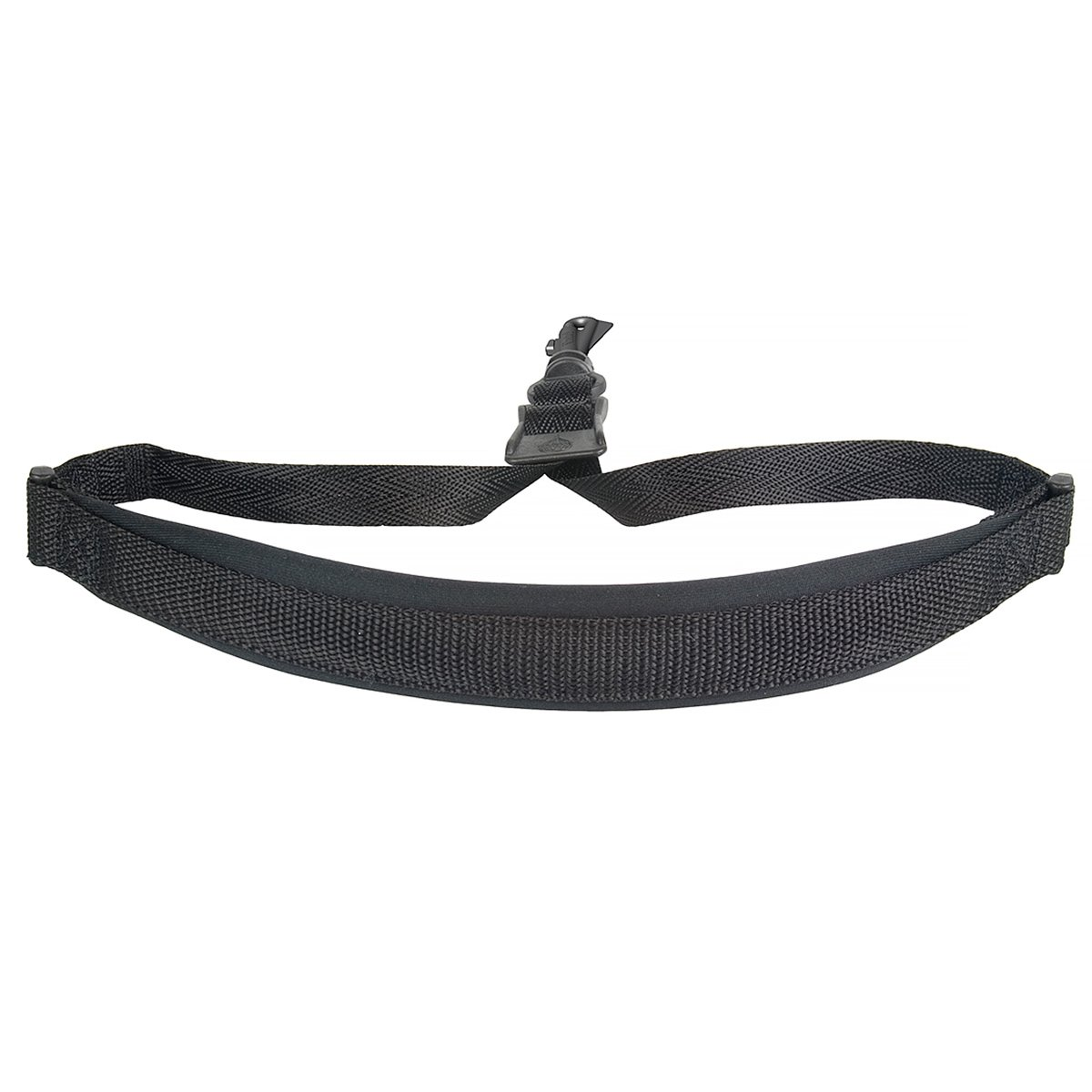 Neotech 8401152 Wick-It Sax Strap, Junior, Swivel Hook - Non-stretch Padded Neck Strap