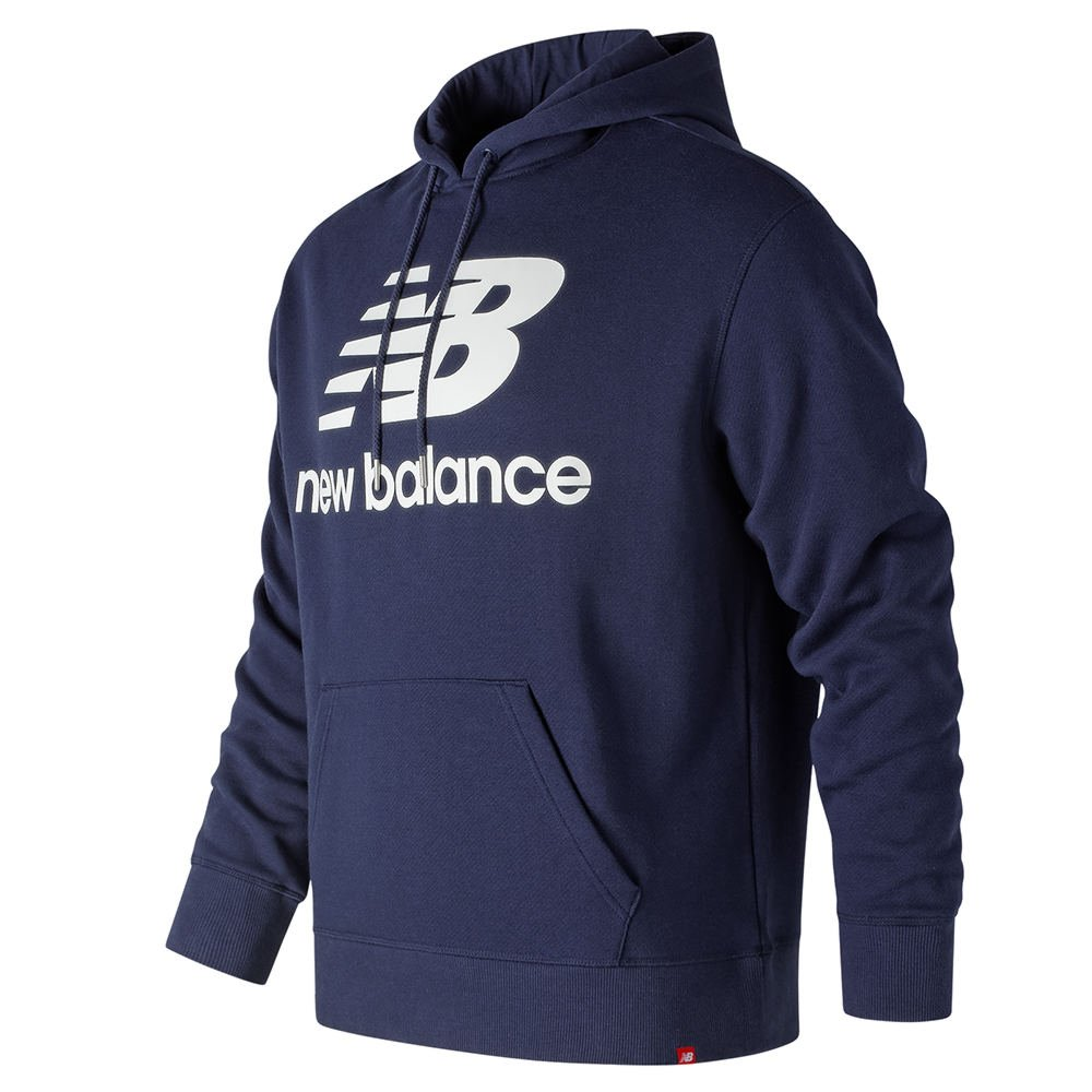 New Balance MT83585 Essentials Sudadera con Capucha