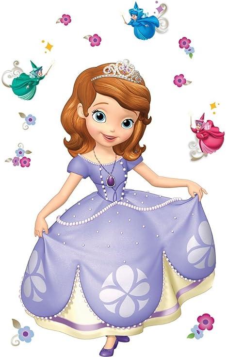 Pegatinas de pared La Princesa Sof/ía RoomMates RMK2294SCS