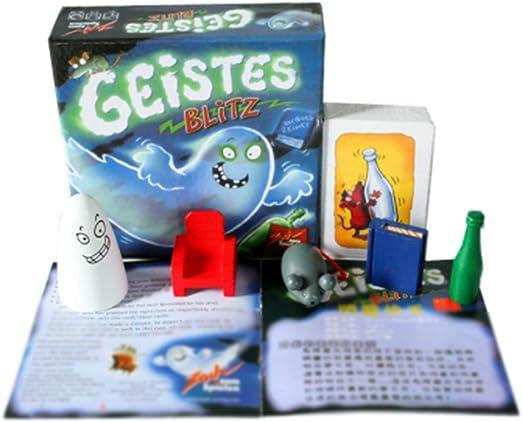 guoxuEE Geistes Blitz Juego de Mesa Friends Party Game: Amazon.es: Hogar