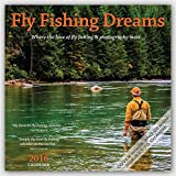 Fly Fishing Dreams 2016 Square 12x12 Wyman