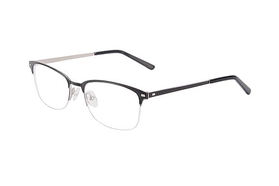 36c484db1dc SHINU Horn-rimmed Metal Frame Glasses Any Blue Ray Eyeglasses 4 Colors -SR8001(