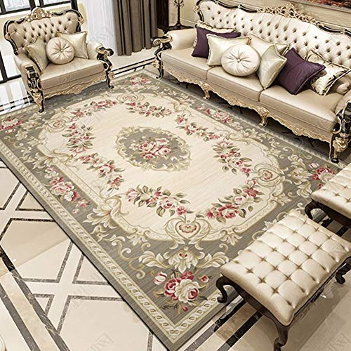 Amazon.com: Nordic Carpet Living Room Sofa Coffee Table Mat ...