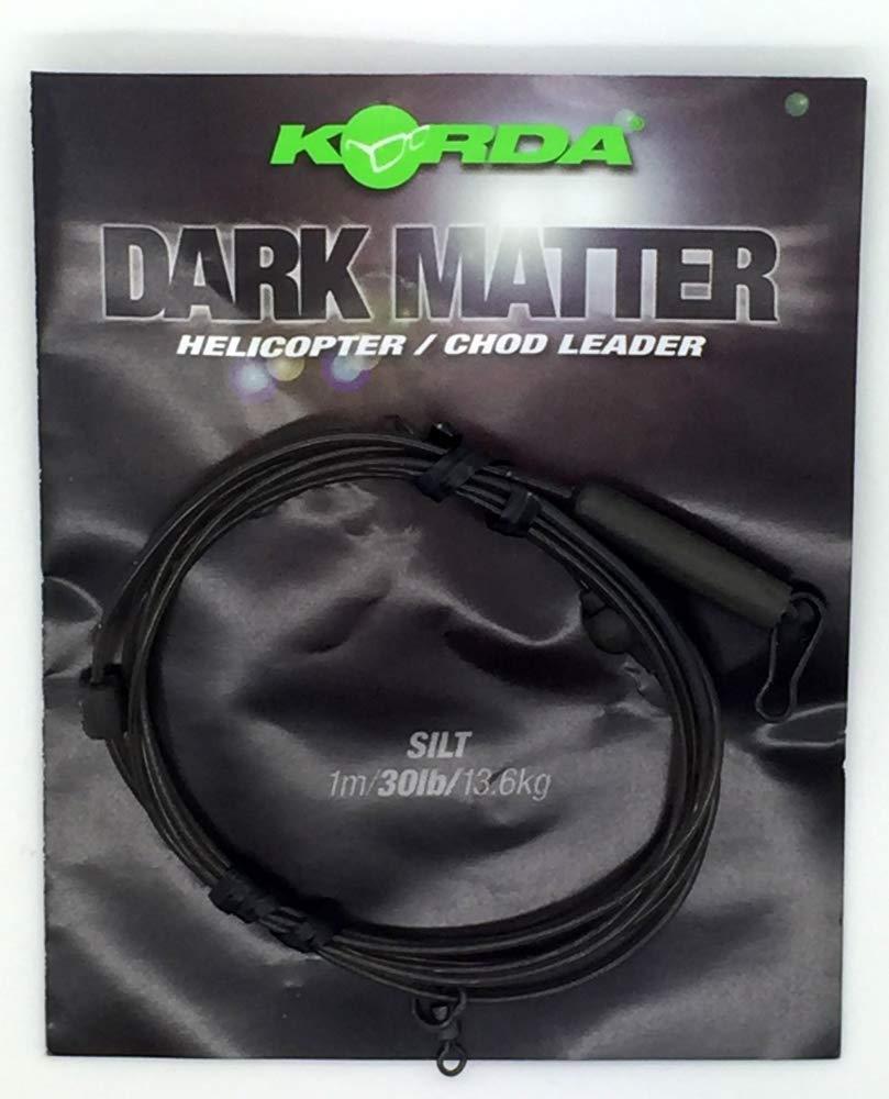 Korda Karpfenstuhl NEU Dark Matter Helikopter//Draht Leader 1/m 13,6/kg/ /in allen Farben