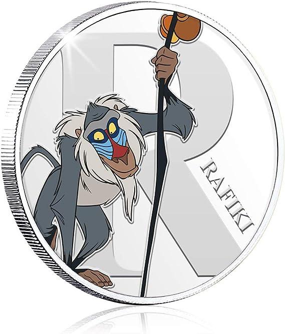 IMPACTO COLECCIONABLES Disney Colección de Monedas / Medallas A-Z ...