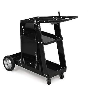 XtremepowerUS 2 tier in black