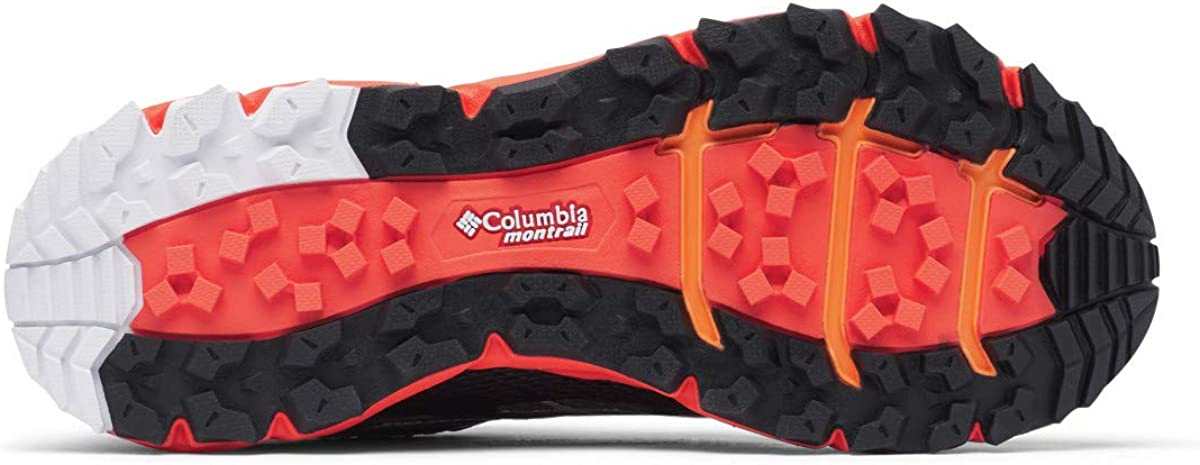 Columbia Womens Caldorado Iii Outdry Trail Running Shoe