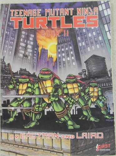 Teenage Mutant Ninja Turtles 2 (Teenage Mutant Ninja Turtles (Ninja Turtle Collectables)
