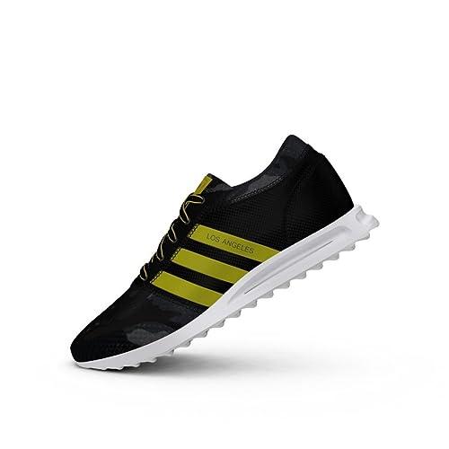 scarpe adidas nere e gialle