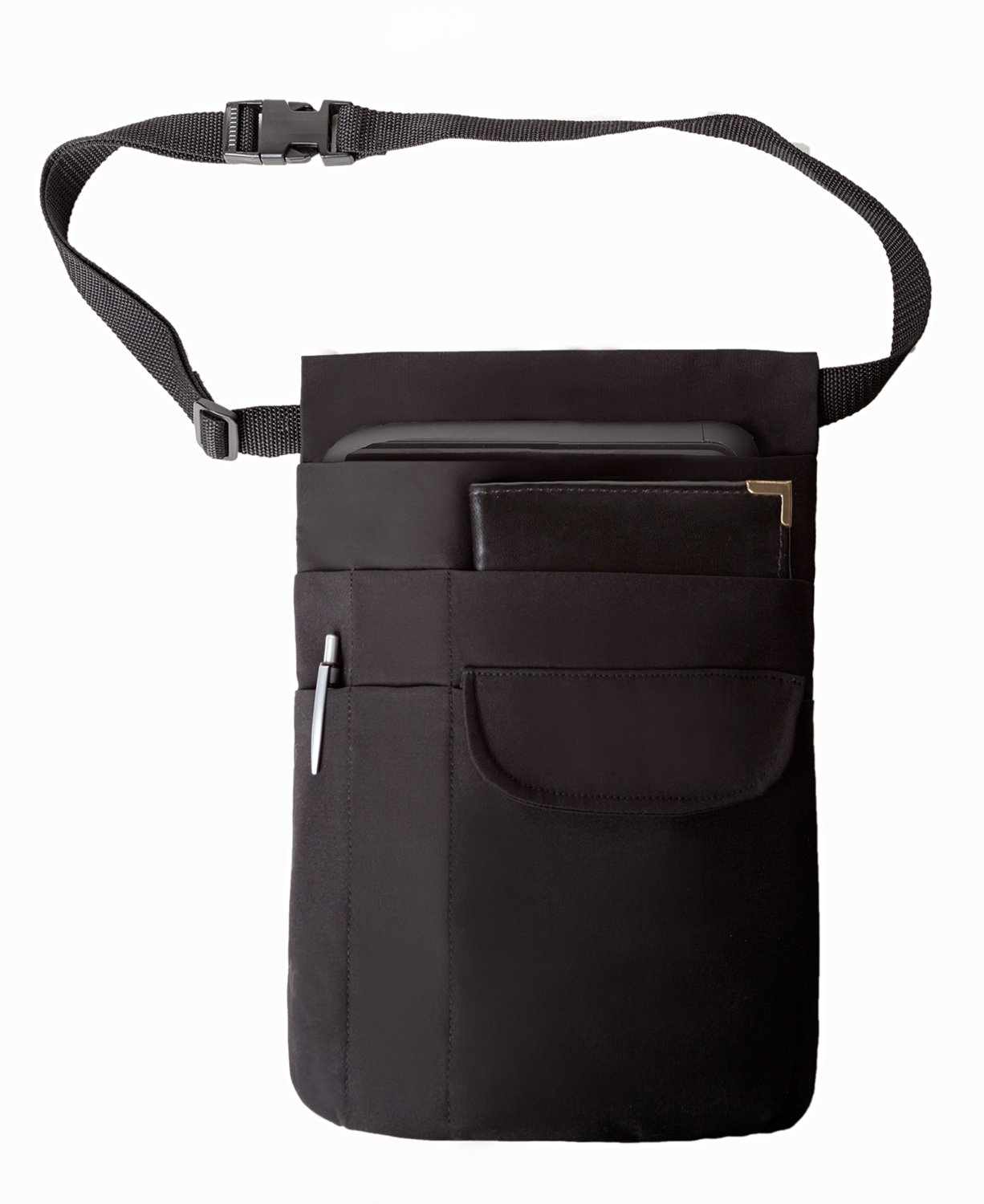 Extra Large Tablet Pouch Holster w/Belt Fits Extra Large Tablets