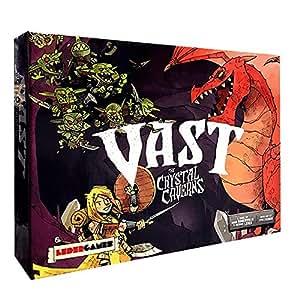 Vast The Crystal Caverns Board Game [Leder Games]