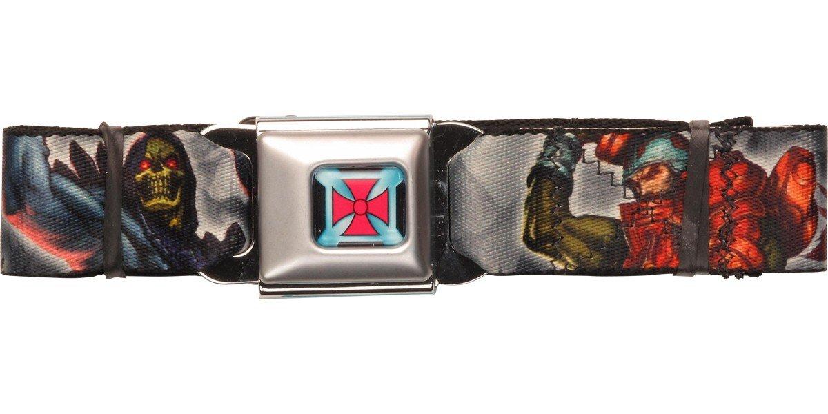 Classic 5-character Group Seatbelt Belt