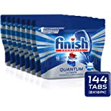 Finish Powerball Quantum Ultimate Dishwasher Tablets Original 144 Tablets (8x18)