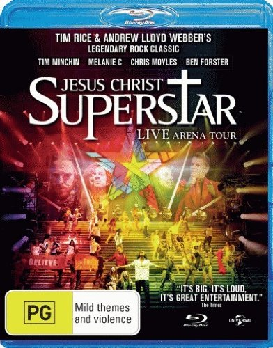 Jesus Christ Superstar Live Arena Tour [NON-USA Format / Region B Import - Australia]