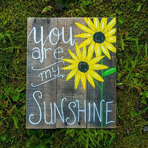 You are my sunshine wall art Best friend Spring wall decor