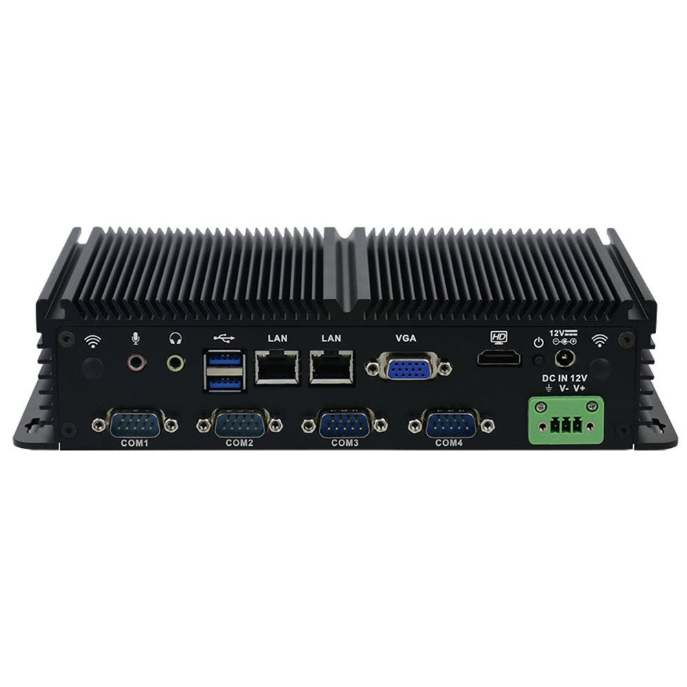 印象のデザイン Fanless Industrial 10 PC Rugged Pro/Linux Computer 6 IPC Mini PC Windows 10 Pro/Linux with Intel Quad Core J1900 6 COM 2 Intel LAN 4G RAM 128G SSD Partaker I15 B07CVYTHFF 8G RAM 240G SSD|I16+ J1900 I16+ J1900 8G RAM 240G SSD, ネヤガワシ:36bb50c5 --- albertlynchs.com