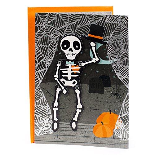 Hallmark Halloween Love Card (Love You Inside Out)