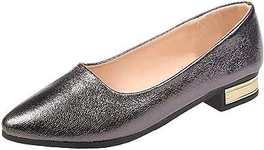 Women Loafers Flat Shoes Slip